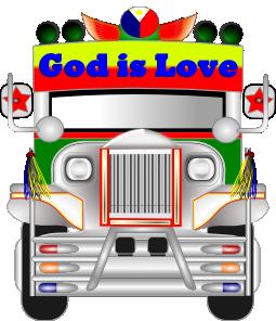 Jeepney Blue Proximity PNG Clip art