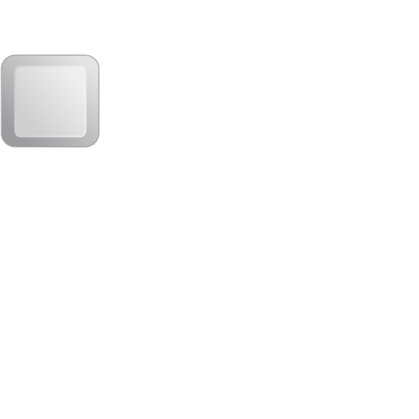 Blank Button PNG icons