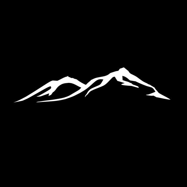Mountain Snow PNG Clip art