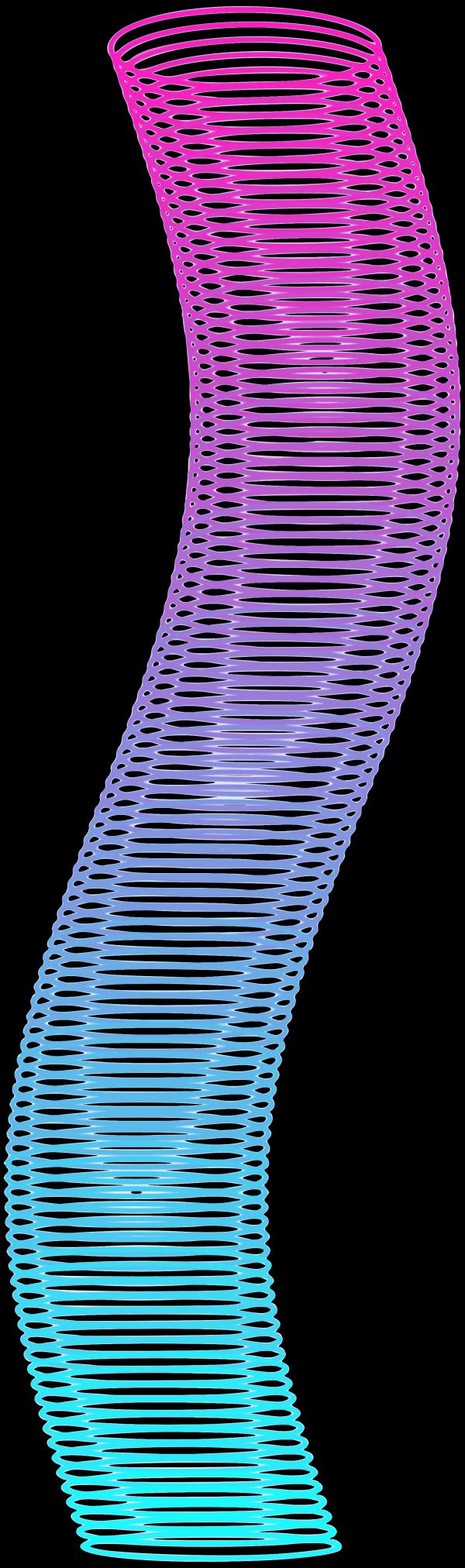 Fire Spiral Dark Blue PNG Clip art