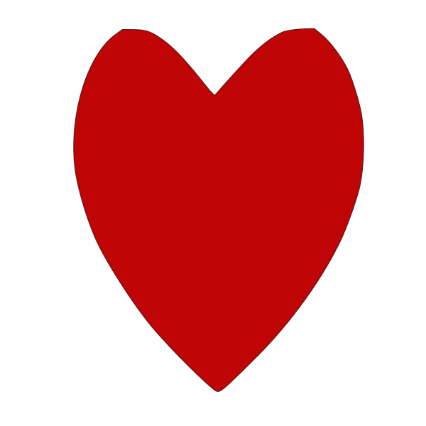 Aqua Blue Heart PNG Clip art