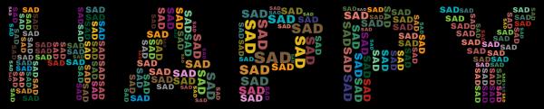Orange Sad PNG Clip art