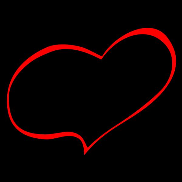 Vine Heart PNG Clip art