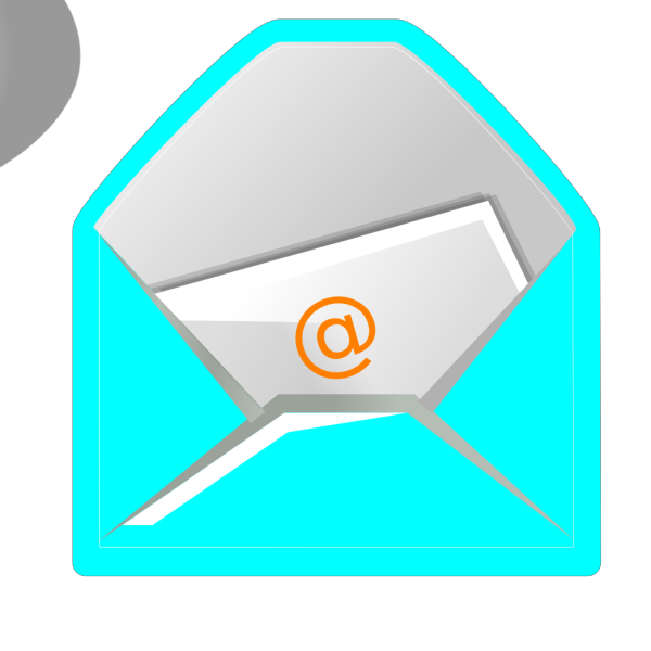 Hotel Icon Email Access Clip Art - Red/white PNG images