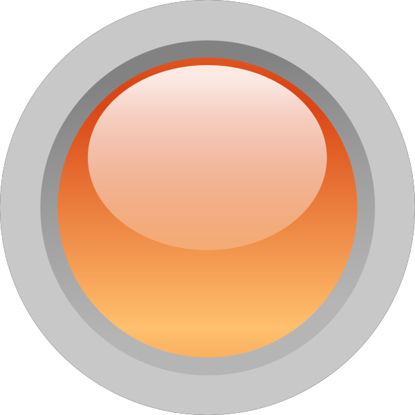 Button Round Blue  PNG Clip art