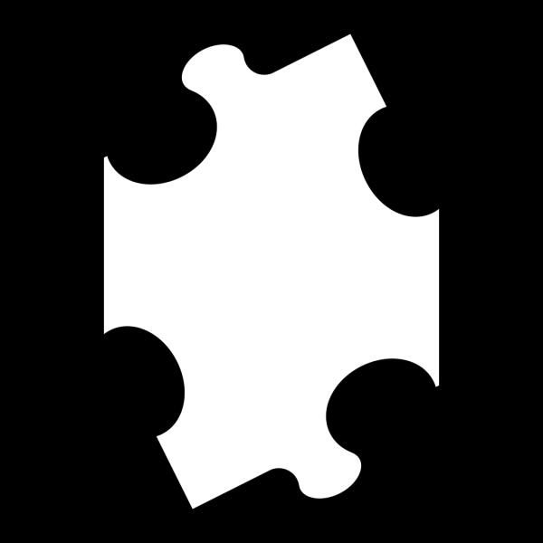 Puzzle Piece 2 PNG Clip art