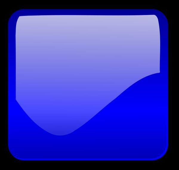 Blue Square 2 PNG Clip art