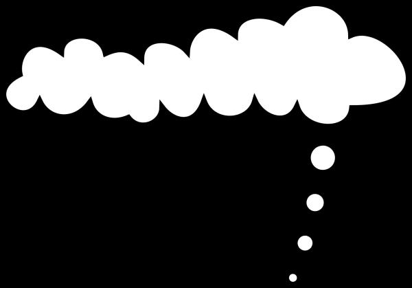Blue Bubble PNG Clip art