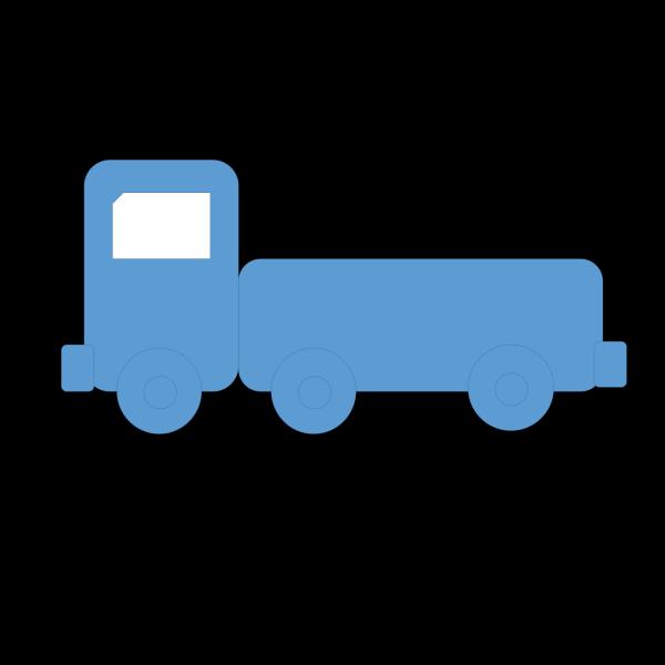 Train Dark Blue PNG image