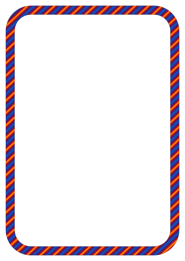 Baby Blue Border Frame PNG Clip art