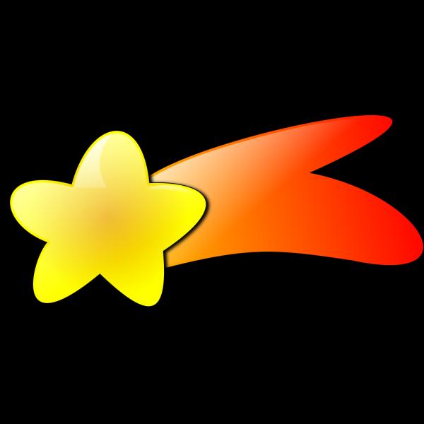 Shooting Stars PNG Clip art