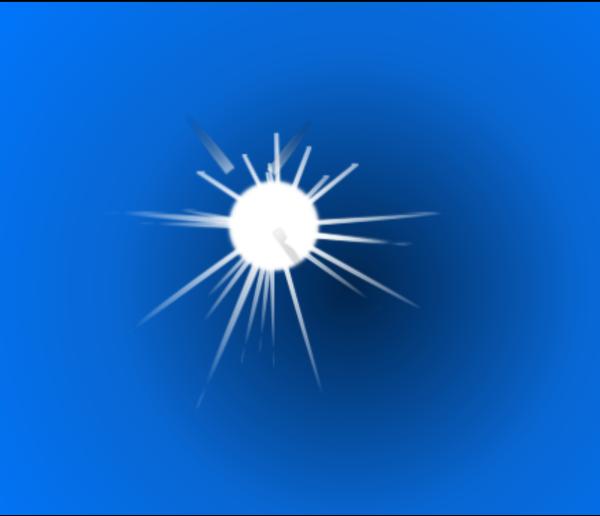 Sky Blue Beach PNG Clip art