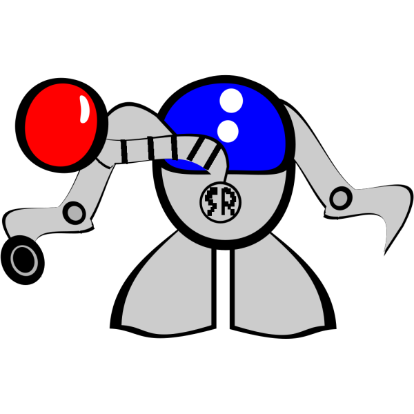 Robot Mrrays PNG clipart