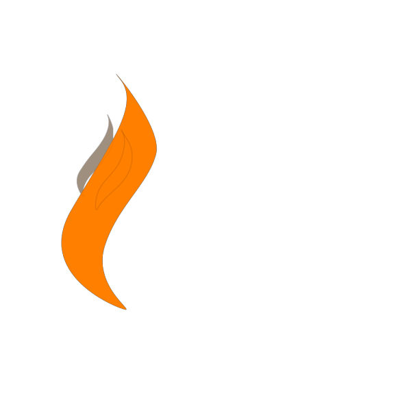Orange Flame PNG Clip art