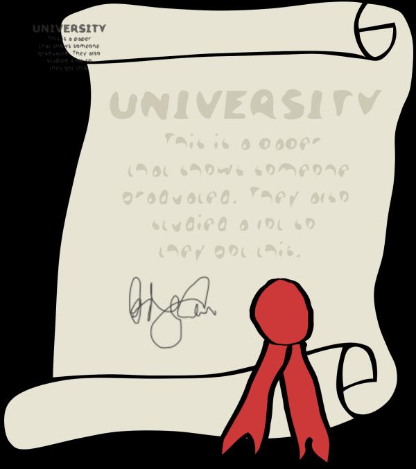 Diploma PNG Clip art