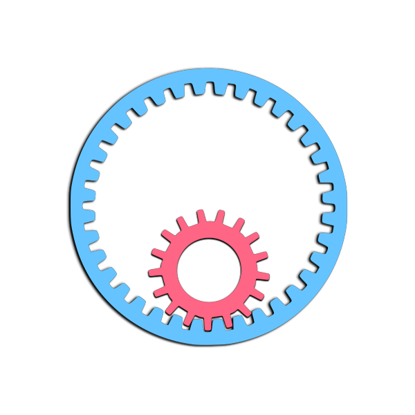Gear Piece PNG icons