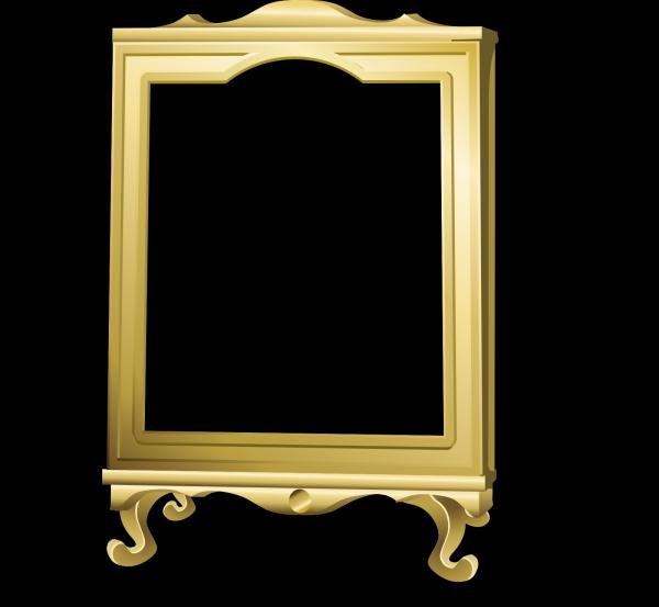 Decorative Invite Frame PNG Clip art