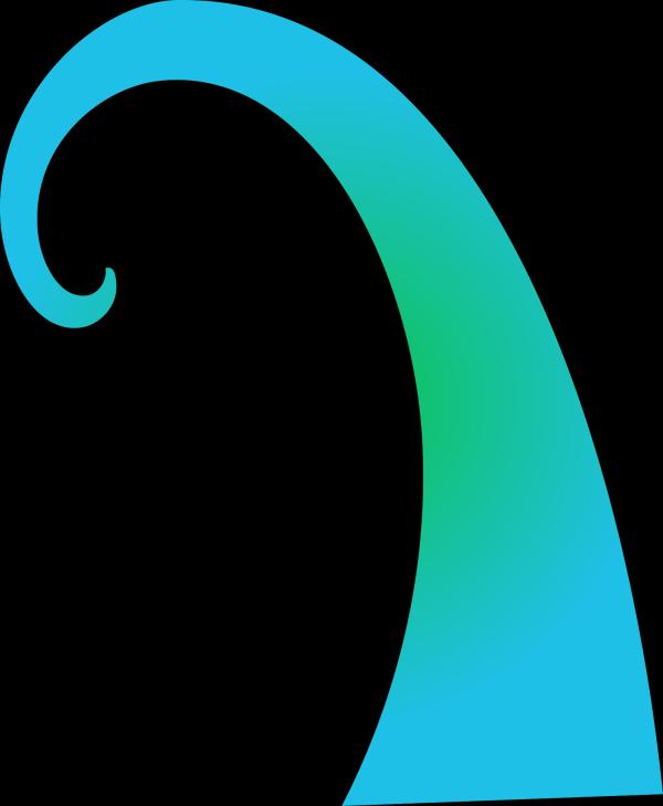 Ocean Waves PNG Clip art