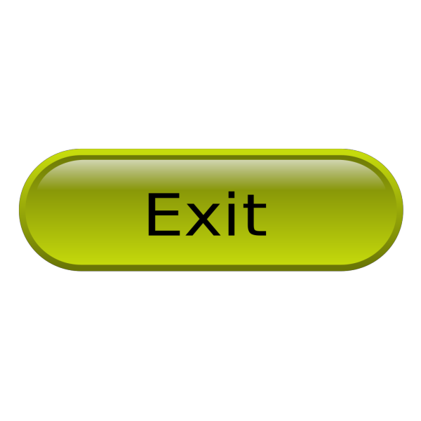 Download Icon Exit Button Png