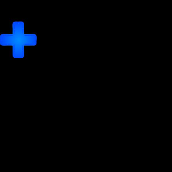 Blue Plush PNG Clip art