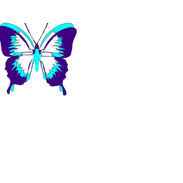 Glombool Butterfly PNG Clip art