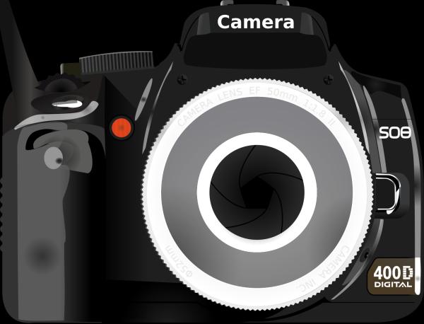 Camera Blue PNG Clip art