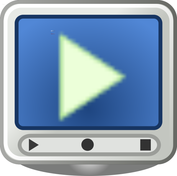 Video Out Call Icon PNG Clip art