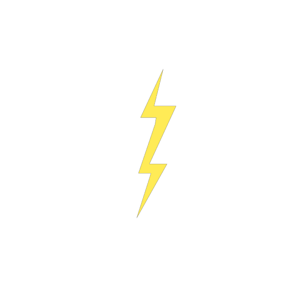 Lightning 2 PNG Clip art