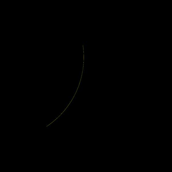 Yellow Circle Icon PNG Clip art