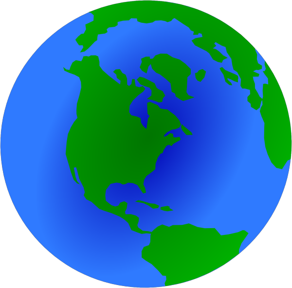 Blue Earth Icon 200 PNG images