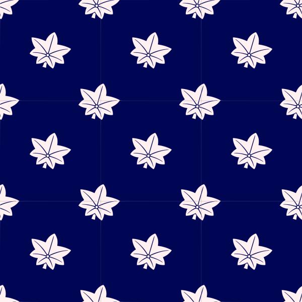 Purple Blue Leaf PNG Clip art