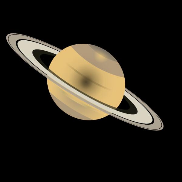 Saturn Man PNG Clip art