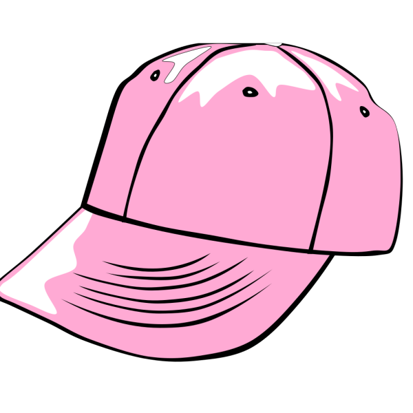 Blue Baseball Cap PNG clipart