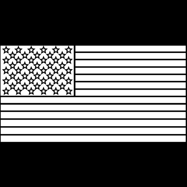 Postal Service Stamp  Usa Flag PNG Clip art