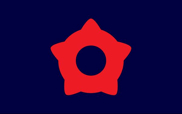Flag Of Kamiyubetsu Hokkaido PNG Clip art