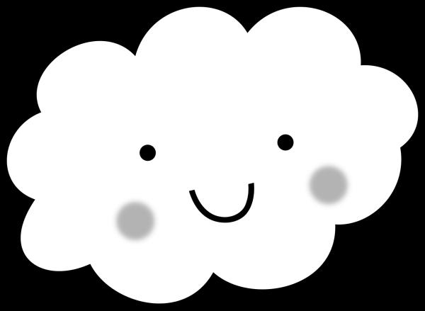 Mr Cloud PNG Clip art