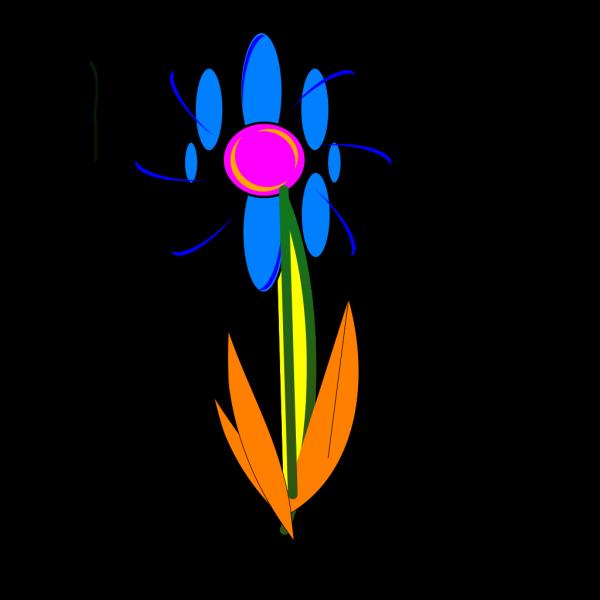 Flowery Heart PNG Clip art