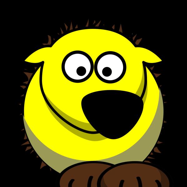 Blue Hedgehog PNG Clip art