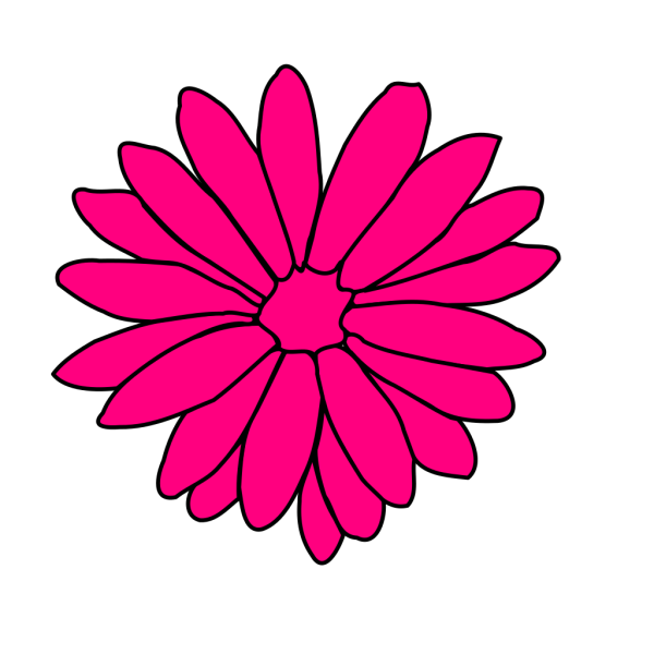 Flower Iteration 1 PNG Clip art