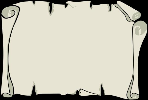 Blue Bordeau Scroll PNG Clip art
