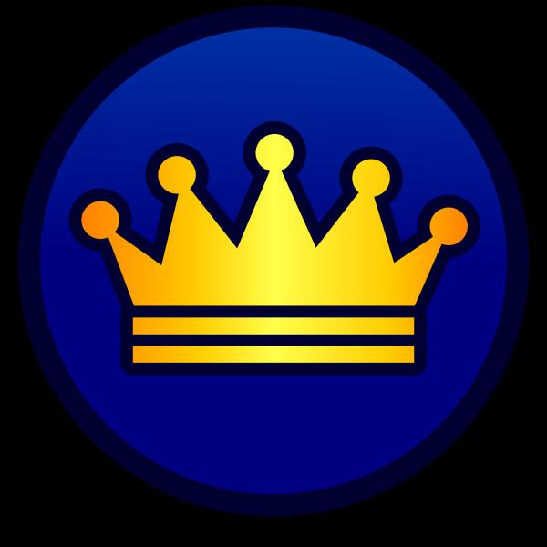 Royal Blue Diploma PNG Clip art