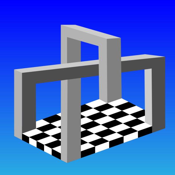 Blue Frame PNG Clip art
