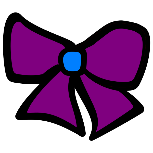 Hair Bow PNG Clip art