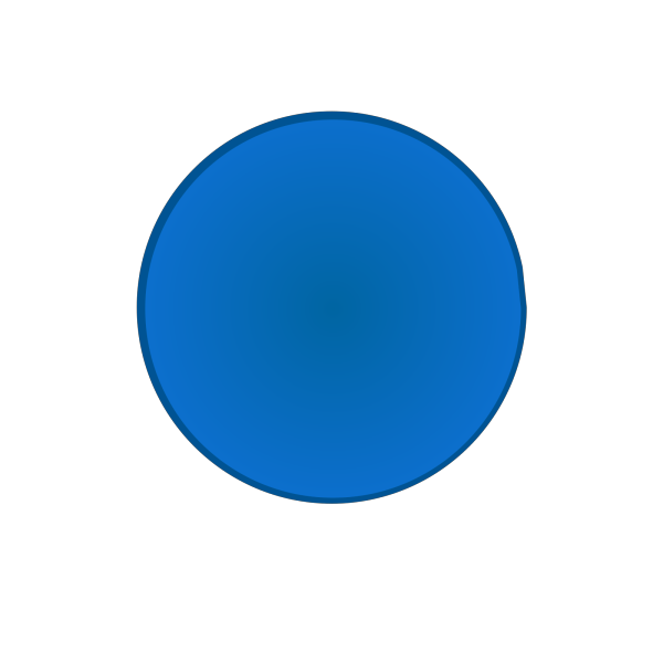 Refresh Blue Button PNG images