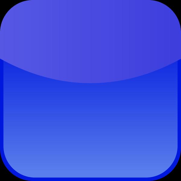 Registration Button Blue PNG Clip art