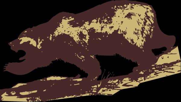 Gummy Bear Outline PNG Clip art