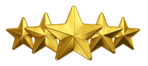 3D Gold Star PNG Free Download PNG Clip art