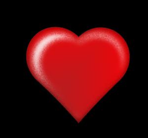 3D Red Heart PNG Photos PNG Clip art