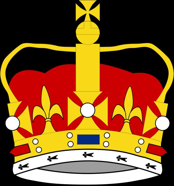 Blue Crown Md PNG Clip art