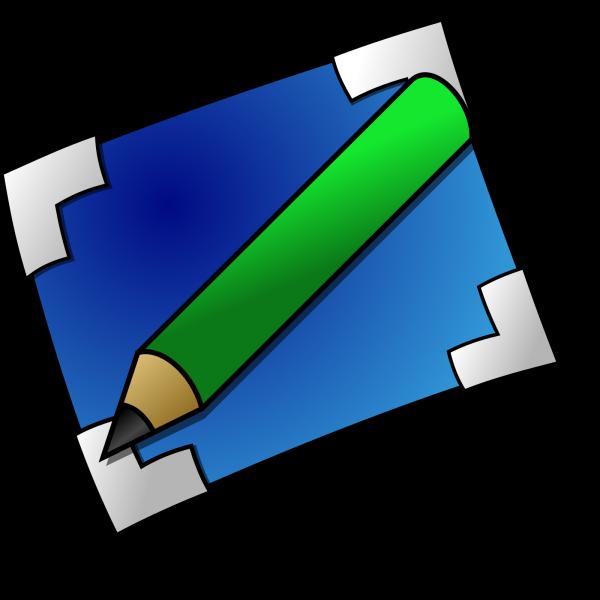 Pencil 1 PNG Clip art